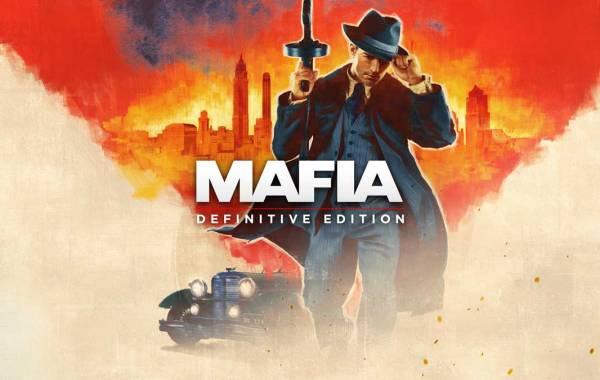 Mafia Definitive Edition cover