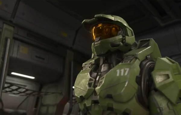 Halo Infinite screenshot on Xbox Series X