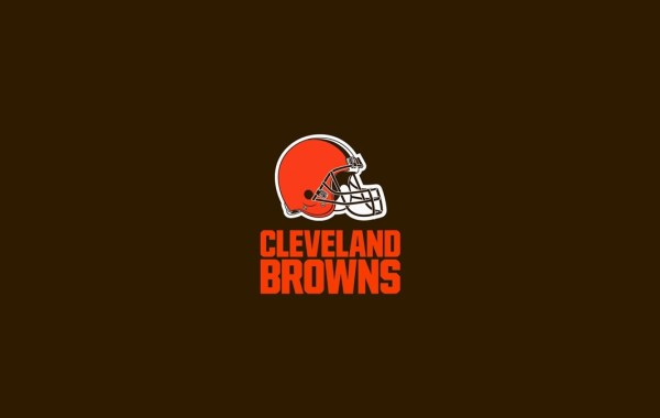 Cleveland Browns logo. Courtesy of Browns.