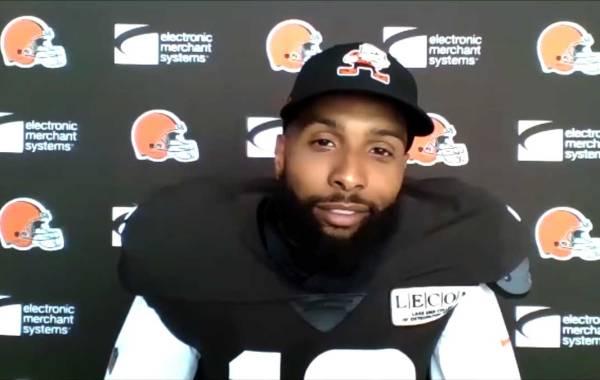 Cleveland Browns WR Odell Beckham Jr.
