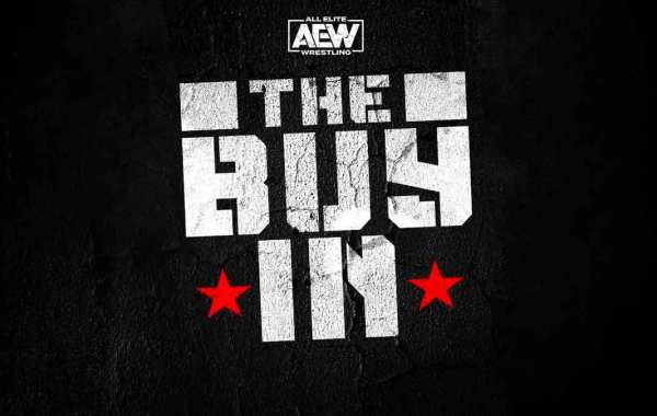 AEW The Buy In. Courtesy of All Elite Wrestling.