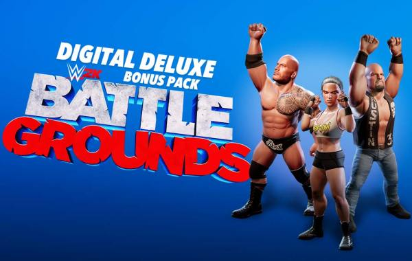 WWE 2K Battlegrounds Deluxe Edition Review