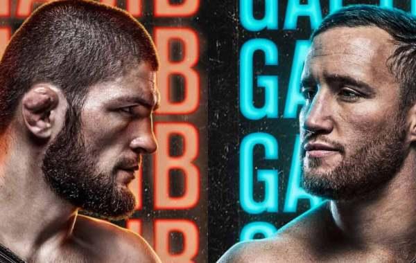 UFC 254: Khabib Nurmagomedov vs. Justin Gaethje Results