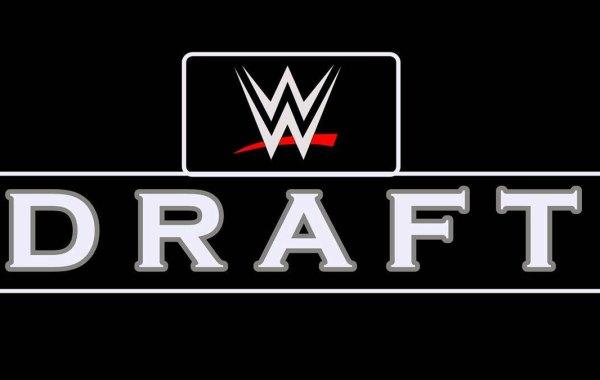 WWE Draft logo. Courtesy of World Wrestling Entertainment.