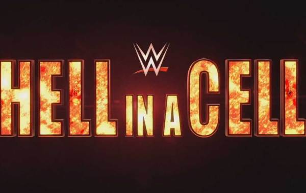 WWE Hell in a Cell pay-per-view logo. Courtesy of WWE.com.