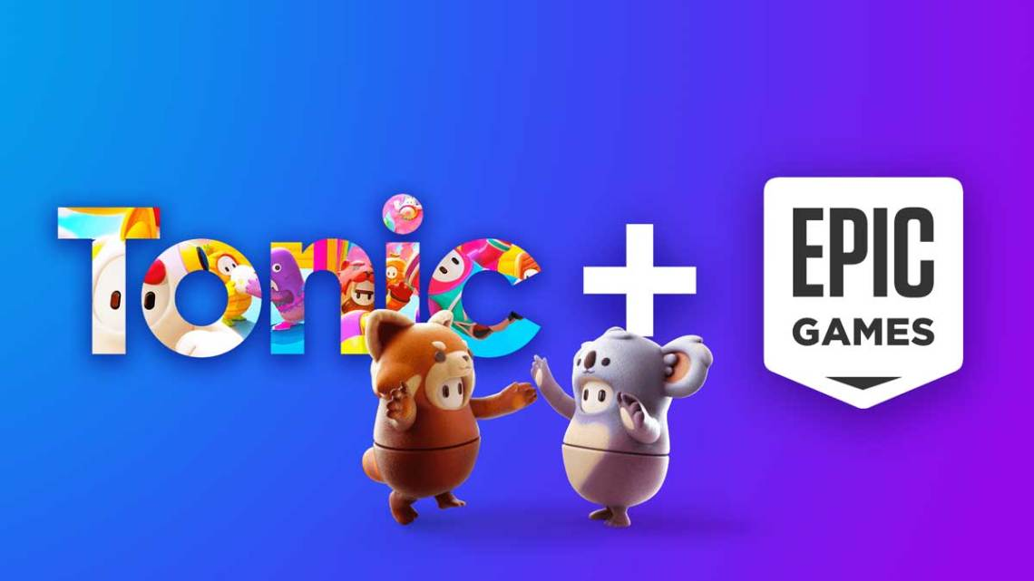 Epic Games buys Tonic Games Group. Photo courtesy of Epic Games.