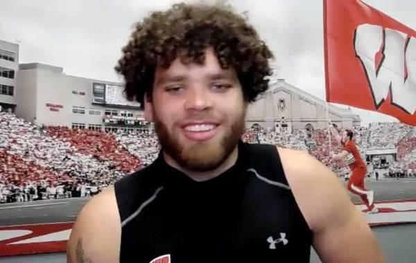 NFL Draft 2021 prospect Isaiahh Loudermilk Pro Day press conference.