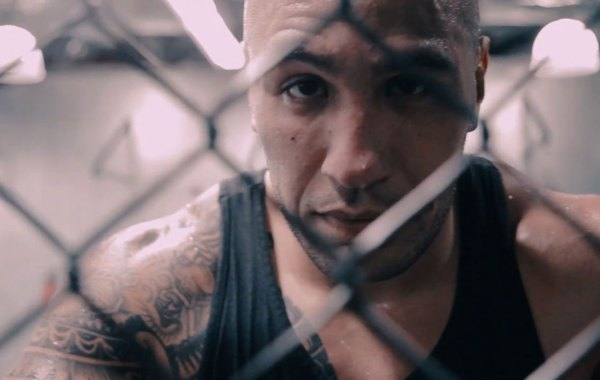 ONE Championship heavyweight fighter Brandon Vera. Courtesy of ONE Championship YouTube channel.