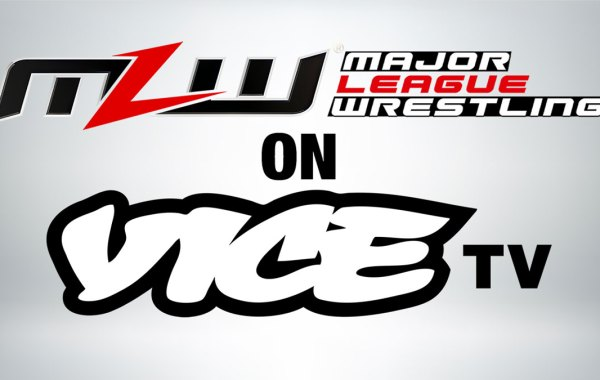 Major League Wrestling to VICE TV. Courtesy of MLW.