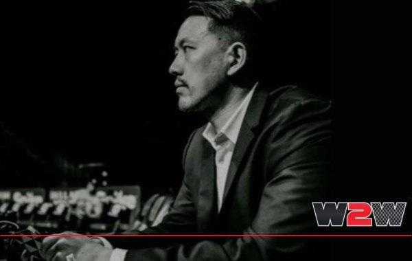 Wimp 2 Warrior VP Rich Chou. Formerly of Bellator MMA. Courtesy of W2W.
