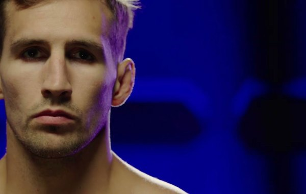 PFL MMA fighter Rory MacDonald. Courtesy of Professional Fighters League.