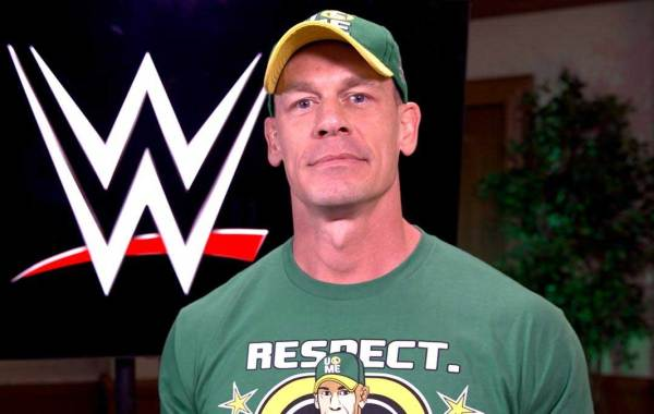 WWE legend John Cena. Courtesy of WWE.com.