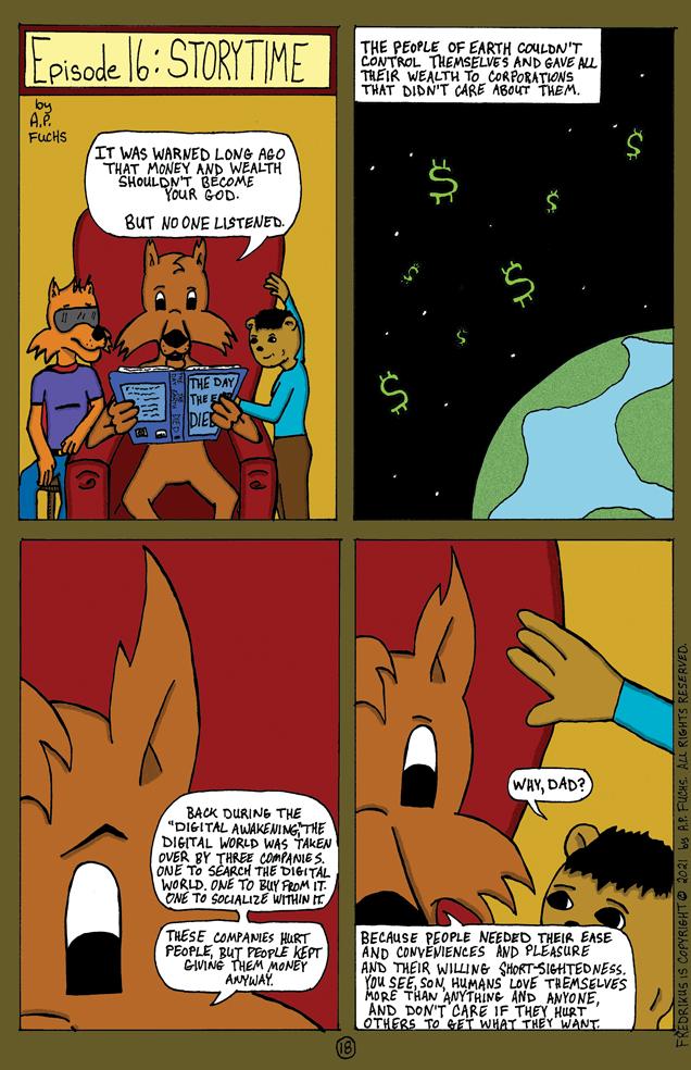 Fredrikus No. 1, Page 18