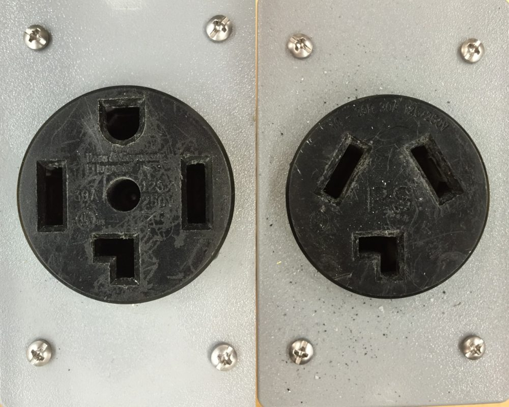 medium resolution of 3 prong vs 4 prong dryer outlets what s the difference