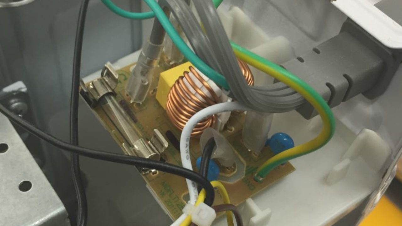 hight resolution of how to check a microwave fuse