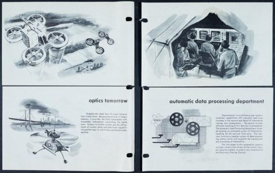 Frank Bruno Army illustrator work