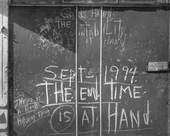 Work of Louis DiBaggio; Brooklyn, NY ca1994