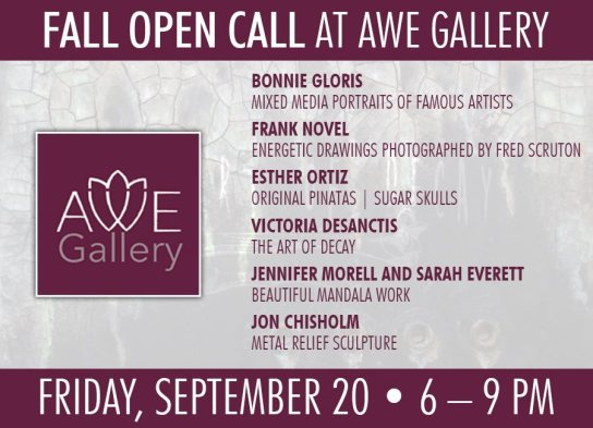 AWE Exhibition; Erie, PA 2019