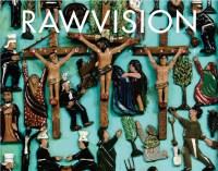 Raw Vision magazine, spring 2020