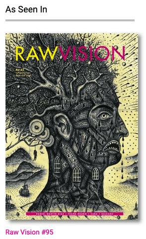 Raw Vision Frank Bruno