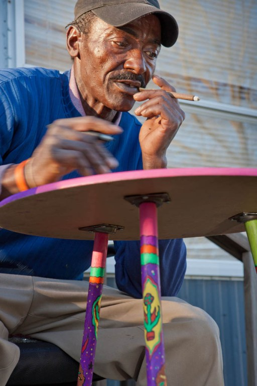 John Culver; Sparta, GA 2012