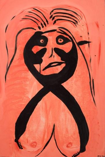 Love Hurts (ex-wife opioid addiction); 38x24
