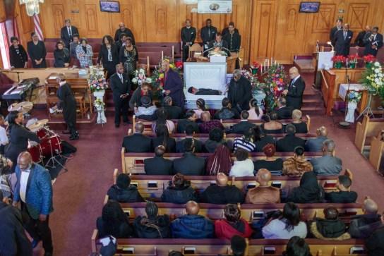 Isaiah Robertson funeral, Mt. Erie Baptist Church; Niagara Falls, NY 2020