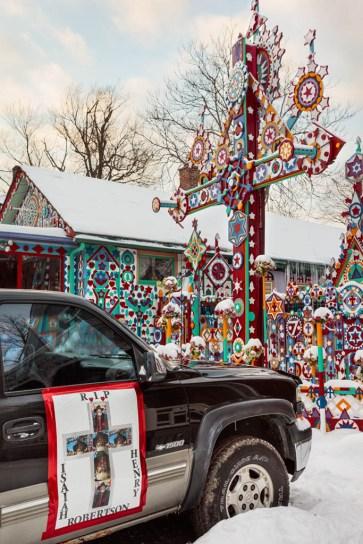 Isaiah Robertson home site; Niagara Falls, NY 2020