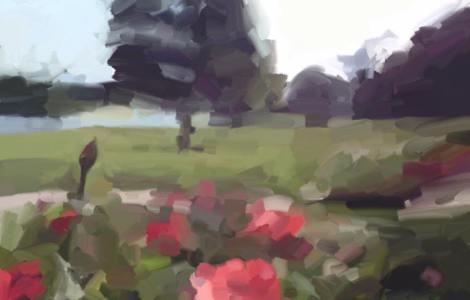 day 540 memories of roses