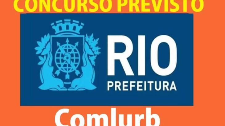 Concurso Gari do Rio de Janeiro - Edital Previsto