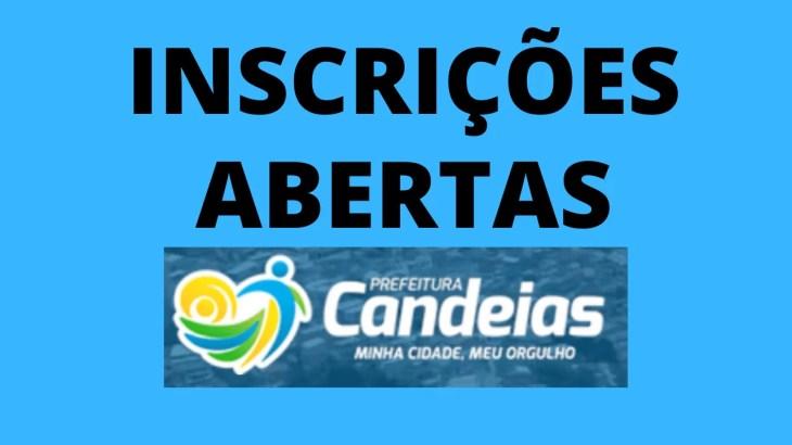 Concurso Público de Candeias Bahia