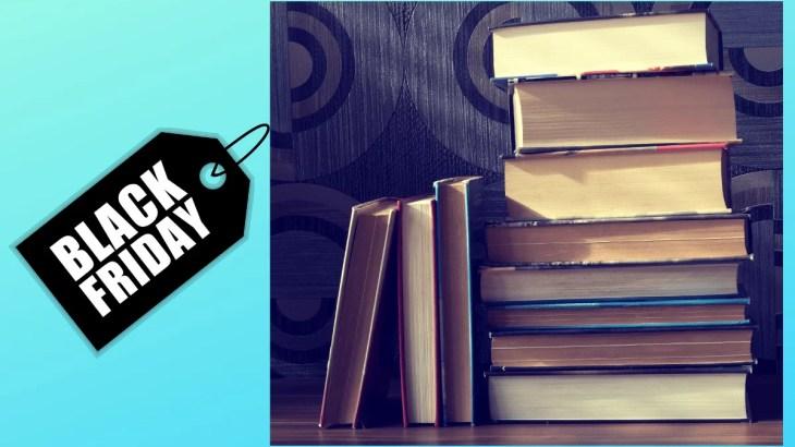 Livros na black friday