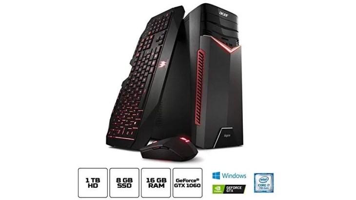 Pc Gamer Acer GX-783-BR13-i7-7700