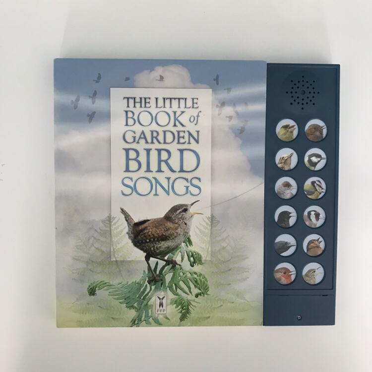 The Little Book of Garden Bird Song