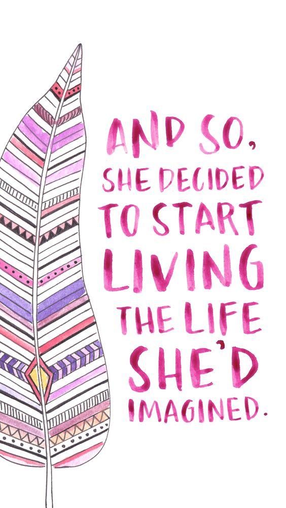 life-she-imagined