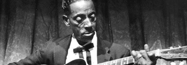 Mississippi Fred McDowell y el Hill Country blues