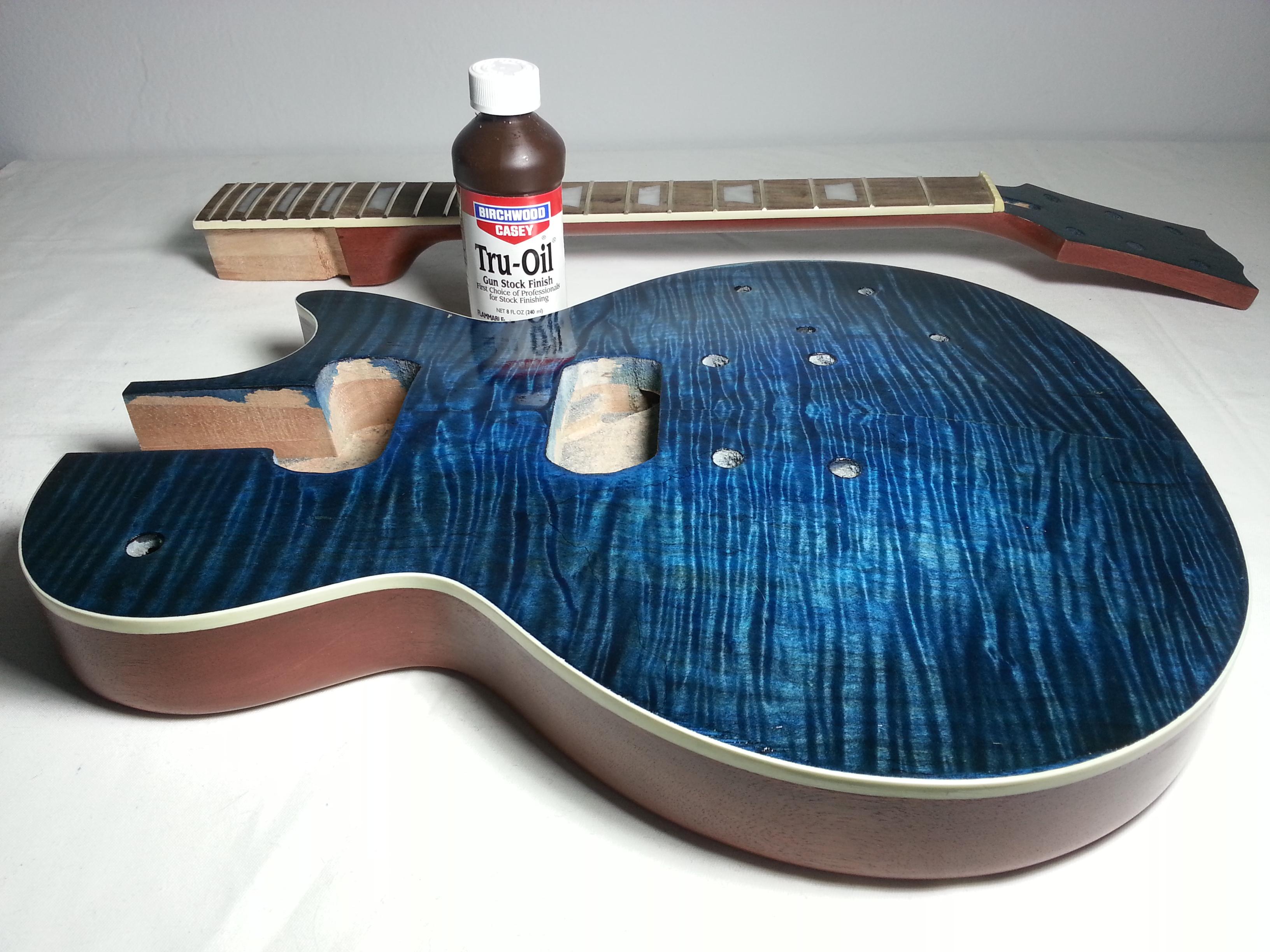 Tru Oil Spray