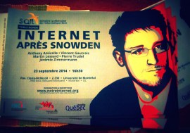 Table ronde Internet après Snowden