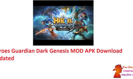 Heroes Guardian Dark Genesis MOD APK Download Updated