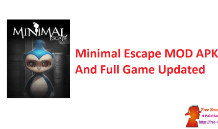 Minimal Escape MOD APK And Full Game Updated