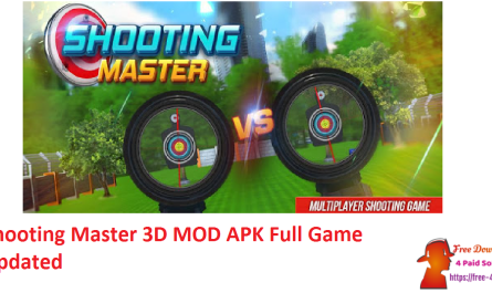 Shooting Master 3D MOD APK Full Game Updated