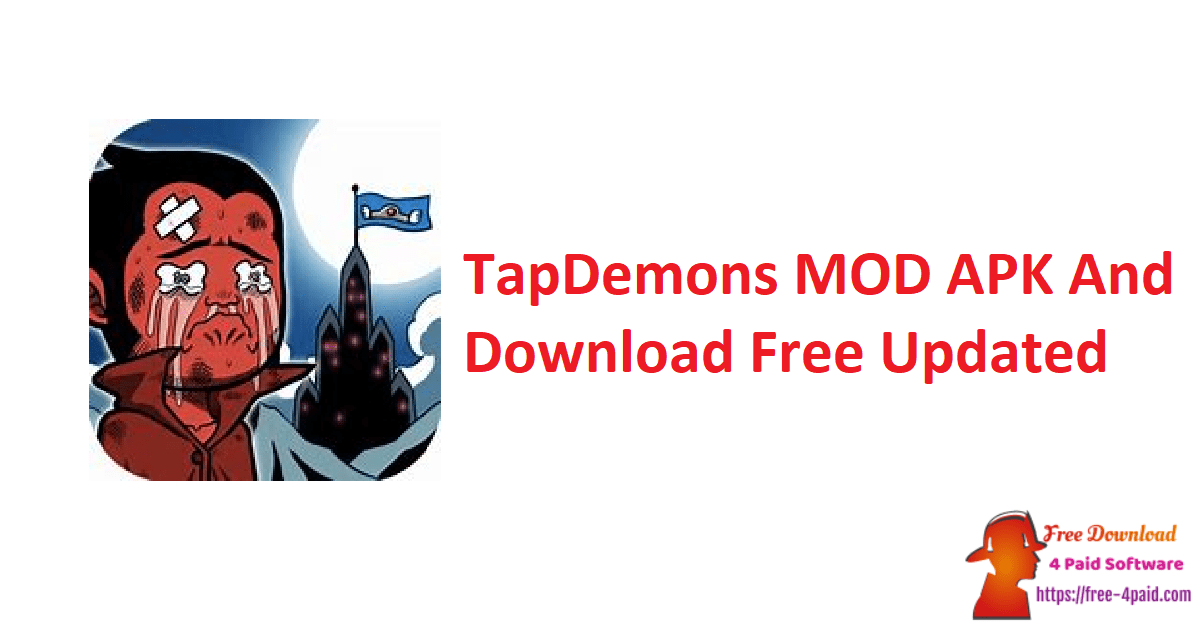 TapDemons MOD APK And Download Free Updated