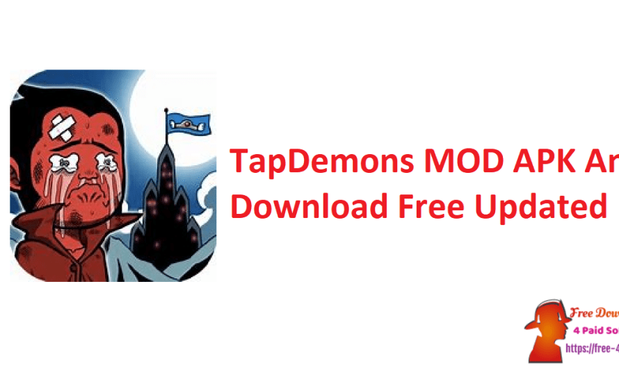 TapDemons V5.4.3 MOD APK And Download Free [Updated]