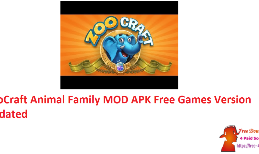 ZooCraft Animal Family 9.1.0 Crack MOD APK Free Games Version [Updated]