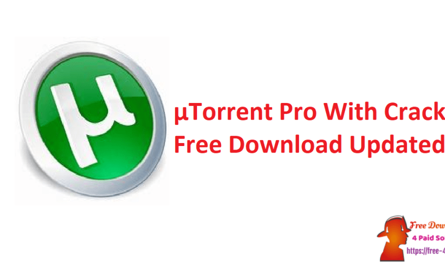 µTorrent Pro 3.6.6 Build 45231 With Crack Free Download [Updated]