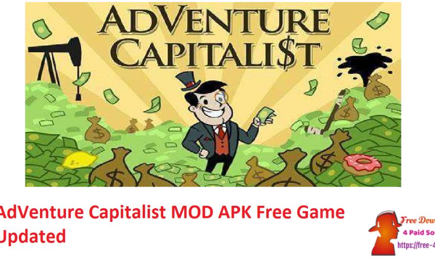 AdVenture Capitalist 8.9.0 Crack MOD APK Free Game [Updated]