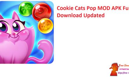 Cookie Cats Pop MOD APK Full Download Updated