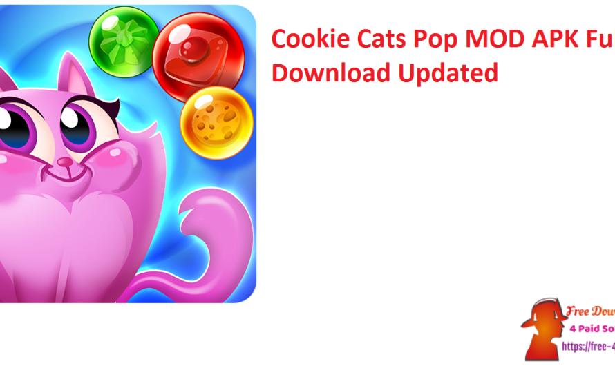 Cookie Cats Pop 1.50.2 MOD APK Full Download [Updated]