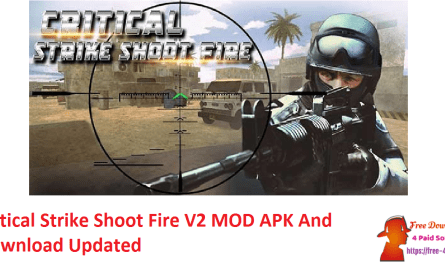 Critical Strike Shoot Fire V2 MOD APK And Download Updated