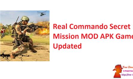 Real Commando Secret Mission MOD APK Game Updated